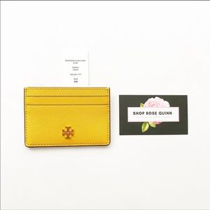 TORY BURCH | Slim Card Case NWT